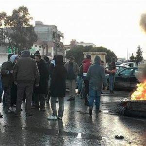 البيضاء.. احتجاجات بالمدينة بسبب تردي الأحوال المعيشية