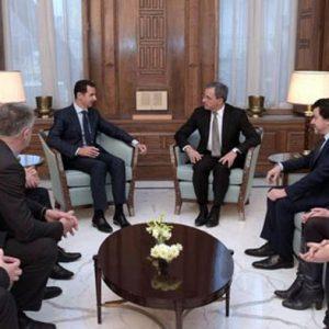 الأسد يُبدي استعداده للتفاوض مع الفصائل المعارضة