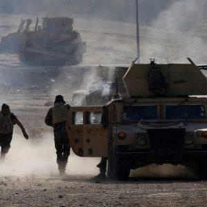 القوات العراقية تُمشط حرم جامعة الموصل