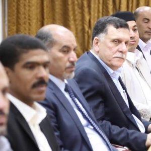 المجلس الرئاسي يلغي تعيينات المجبري