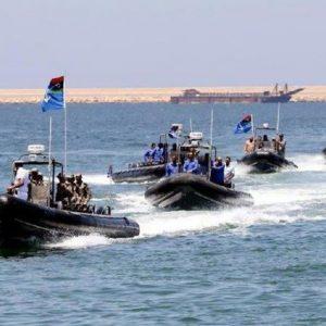 منظمة الهجرة الدولية تُنظم دورتها التدريبية الأولى لخفر السواحل الليبي