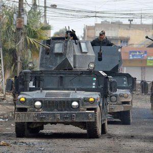 العراق.. تقدّم للقوات العراقية بأحياء في الموصل