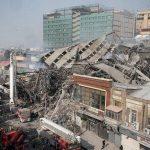 إيران.. انهيار البرج التجاري