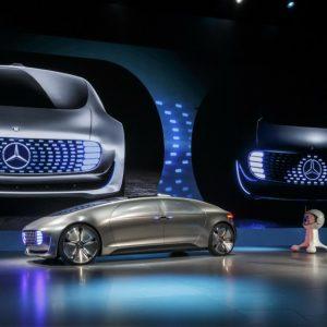 مرسيدس تصدر مبيعات السيارات الفارهة حول العالم