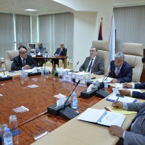 الجمعية العمومية لشركة شمال إفريقيا للاستكشاف الجيوفيزيائي تعقد اجتماعها السنوي