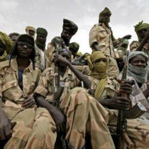 حركات التمرد السودانية تنسحب من
