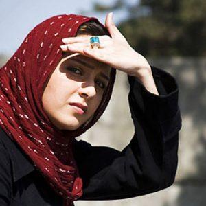 ممثلة إيرانية ترفض الذهاب لحفل