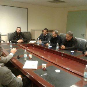 مكتب شؤون العلاج يعقد اجتماعًا لمناقشة توطين العلاج وغيره من البنود