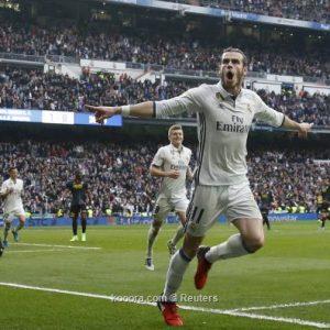 بيل يسجل عودة مثالية ويقود ريال مدريد لإسقاط إسبانيول