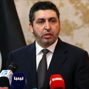الغويل: مُستعد للمشاركة في حوار مع جميع الأطراف برعاية الجزائر