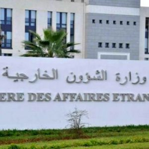 الخارجية الجزائرية: مساهل يزور عدة مناطق ليبية قريبًا