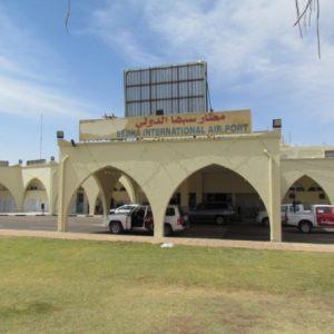 سبها: نقابة النقل الجوى تنظم وقفة احتجاجية لإعادة افتتاح مطار المدينة