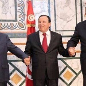 وزراء دول مصر وتونس والجزائر يؤكدون رفض أي حل عسكري في ليبيا
