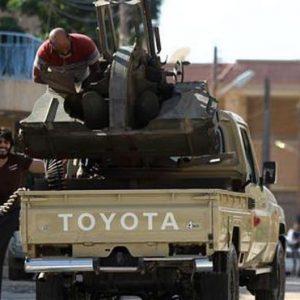 زليتن: مقتل شخصين في هجوم مسلح على مقر الغرفة الأمنية المشتركة