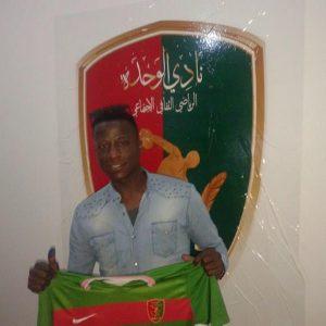 الوحدة الليبي يجدد عقد مدافعه الفزاني