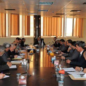مسؤولي تعليم ببلديات طرابلس الكبرى يناقشون مع الوكيل الصعوبات التي تواجه قطاع التعليم