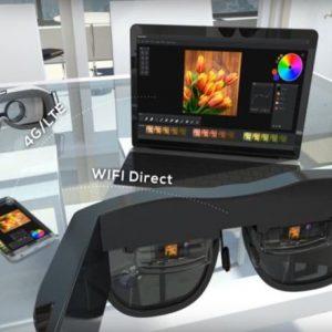سامسونغ تكشف عن أربعة مشاريع واقع افتراضي