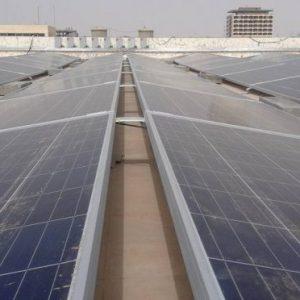 مركز سبها الطبي يعلن عن تثبيت شبكة توليد للكهرباء عبر الطاقة الشمسية