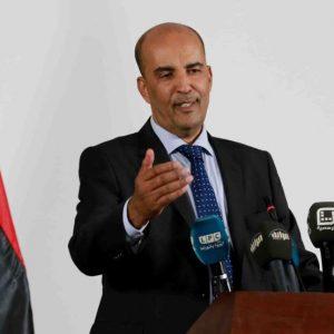 وزير الخارجية التونسي يلتقي نائب