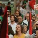احتجاجات في سيدني على زيارة نتنياهو لأستراليا