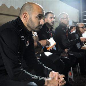 الركراكي يتحدى أهلي طرابلس في دوري الأبطال