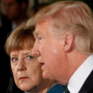 ترمب: ألمانيا مدينة بمبالغ طائلة للحلف الأطلسي