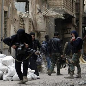 دمشق.. اندلاع معارك عنيفة حول المدينة