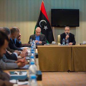 اجتماع طارئ للمجلس الأعلى للدولة بخصوص أحداث طرابلس وبنغازي