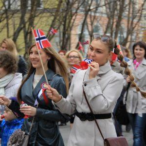 النرويج الأسعد عالمياً وليبيا في المركز 68