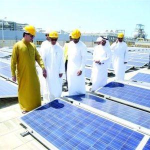 دبي.. تدشين محطة ثانية للطاقة الشمسية بقدرة 200 ميغاوات