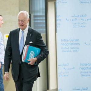 الأطراف السورية تؤكد حضورها مفاوضات جنيف