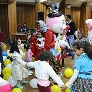 لجنة الصحة ببلدية طرابلس تقيم احتفالًا لأطفال قسم الأورام