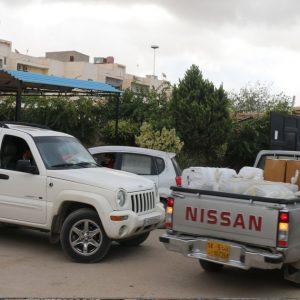 الهيئة الليبية للإغاثة تنشر تقريرًا حول حالة مراكز إيواء المهاجرين شرق ليبيا