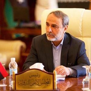 رئيس المجلس الأعلى للدولة يُدين الهجوم على