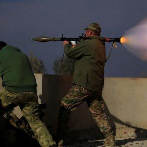 الموصل.. ارتفاع الإصابات من المدنيين يجبر العراقعلى وقفالهجوم
