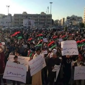 مصراتة.. ارتياح المجلس البلدي للمظاهرات السلمية المطالبة بإسقاطه