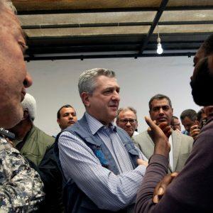 العليا للآجئين تكثّف برامجها الإنسانية في ليبيا