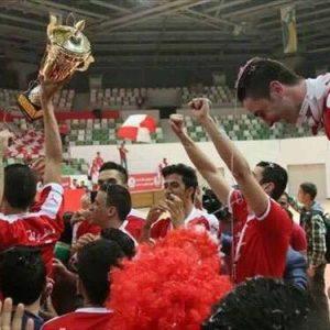 السويحلي يتوج بلقب كأس ليبيا للكرة الطائرة