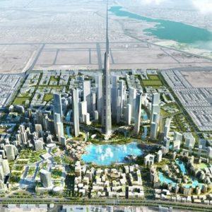 السعودية تسعى للتفوق على دبي ببناء أطول برج في العالم