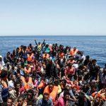 إنقاذ أزيد من 2000 مهاجرٍ قبالة السواحل الليبية
