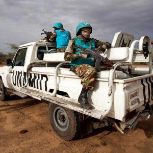 وفد من مجلس السلم والأمن الإفريقي في السودان