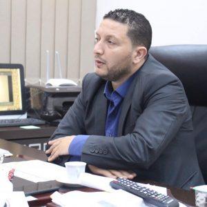 وكيل ديوان بلدية بنغازي يجتمع بمسؤولي قطاع الإسكان والمرافق