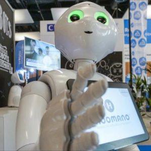 علماء صينيون يطورون روبوتا يتعرف على المشاعر