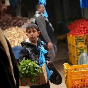 الخضري: حصار غزة يرفع الفقر لأكثر من 80%