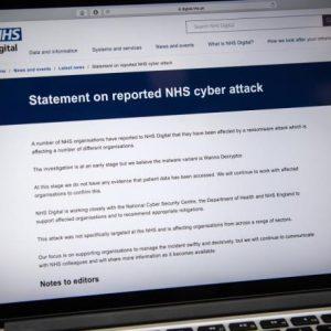أبرز ضحايا هجوم فيروس التشفير