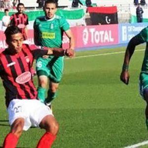 أهلي طرابلس يفقد نتيجة مباراته أمام اتحاد العاصمة بثلاثية