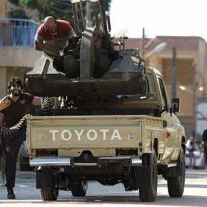 مقتل ضابط في هجوم مسلح من قوات الكرامة على مديرية أمن بنغازي