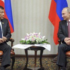 دعم روسي مُنتظر للفلبين لمواجهة تنظيم داعش
