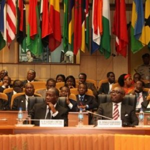 انعقاد الإجتماع السنوي للبنك الأفريقي للتنمية