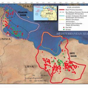 دراسة تقول: تونس تسبح فوق حوض هائل من النفط